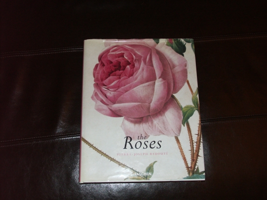 the Roses, Pierre-Joseph Redouté, Taschen-Verlag, 1999, printed in Italy